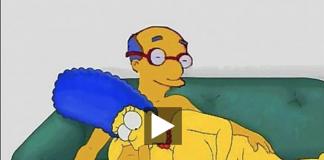 Nackt sex simpsons beim Simpsons Sex