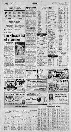 best of Newspaper woods Columbia south carolina dick