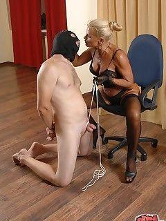 Ladybird reccomend Embarrassing femdom photos