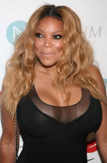 Naked wendy williams Wendy Williams'