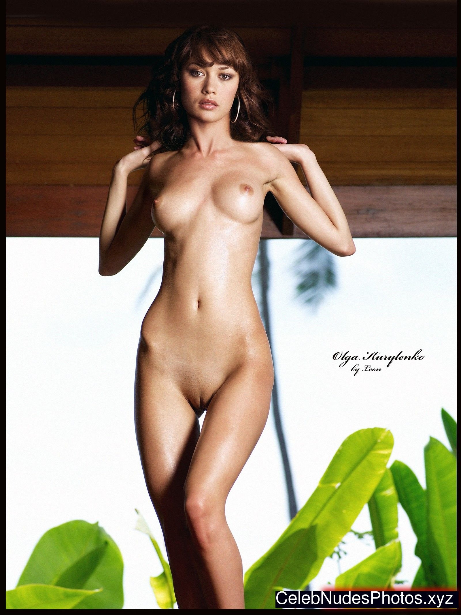 nackt Kurylenko Olga Celebrity Nude