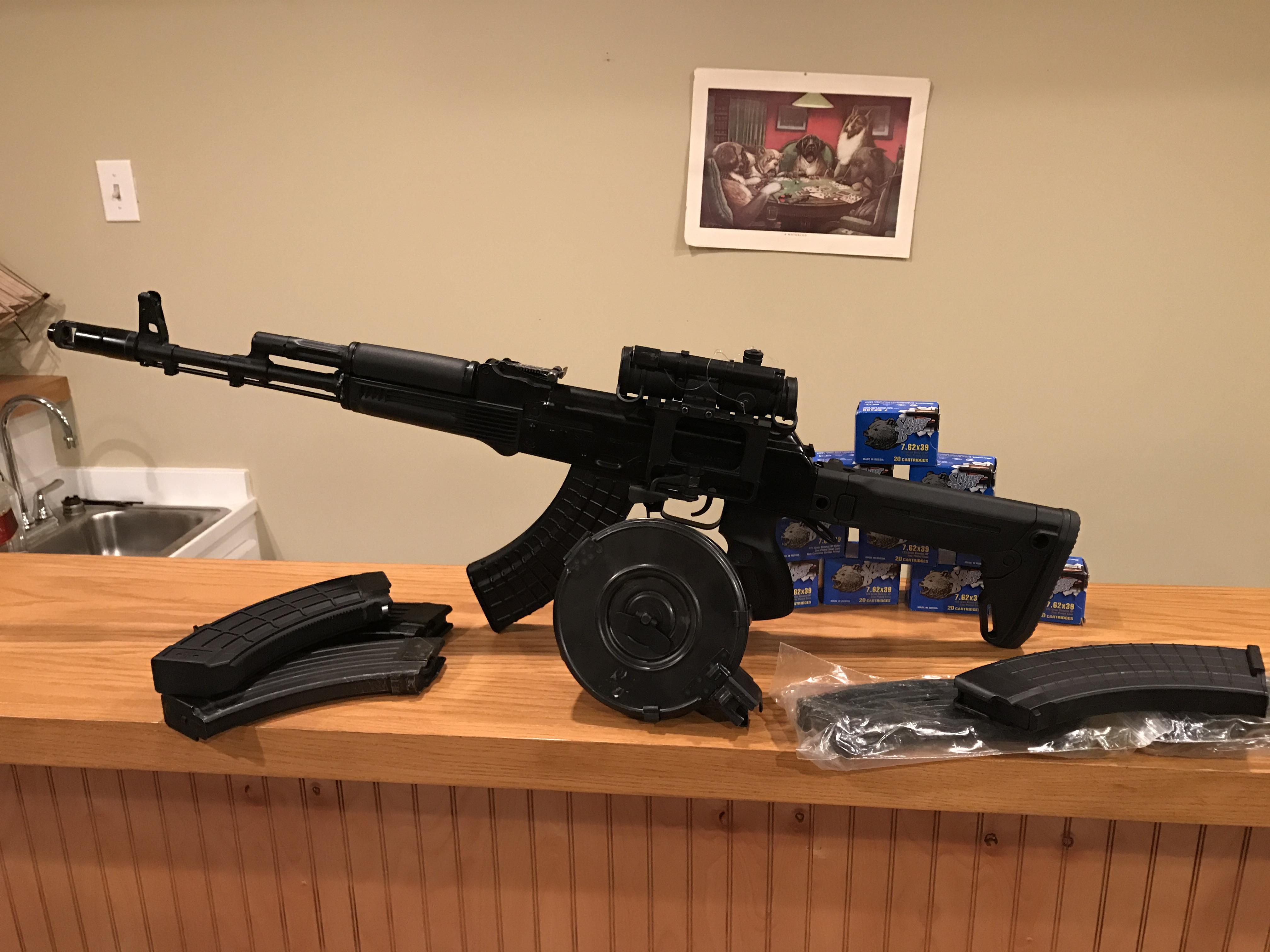 Aftermath Gun Club | Imbel - R1A1 Sporter