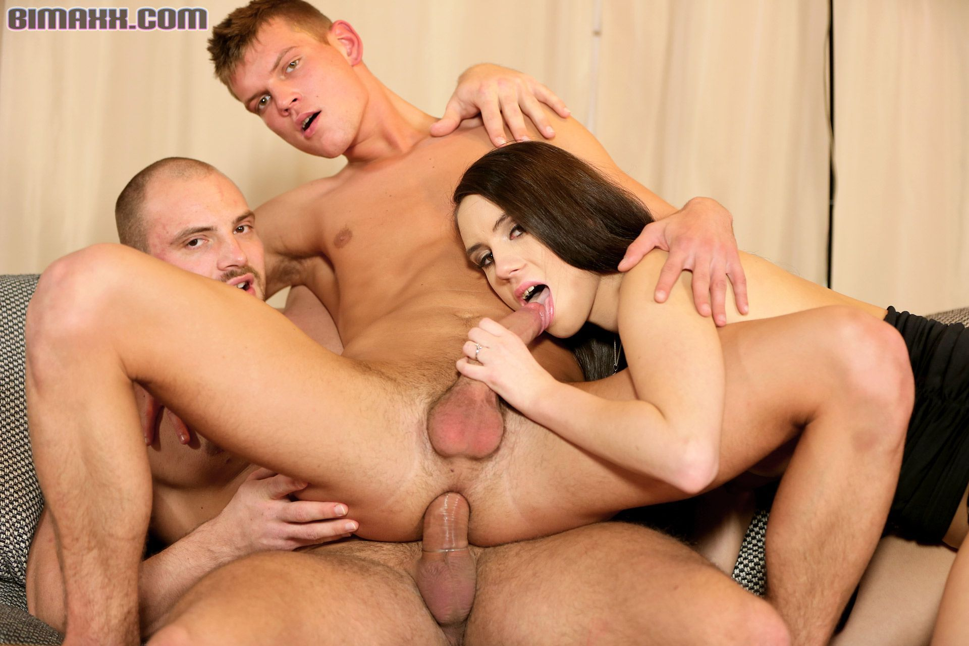best of 3some clips mmf Bi