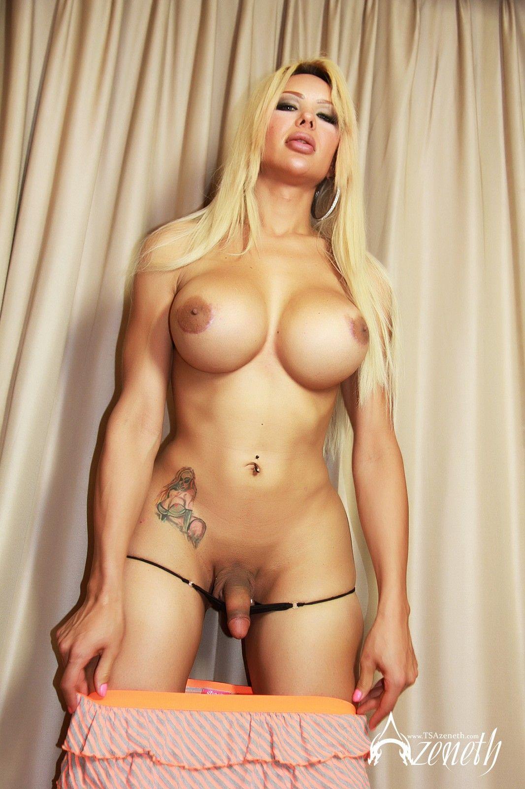 Post op trannie nude