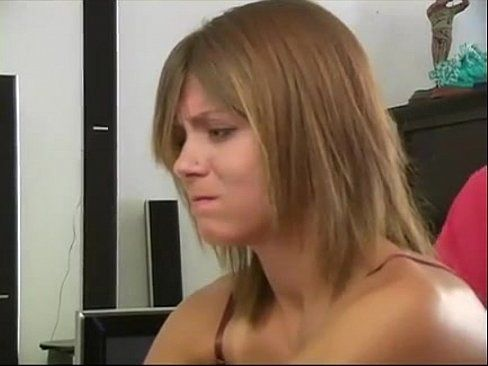 Whisky G. reccomend Busty blond spanks daughter with belt