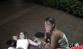 best of College drunk fucking hoes Busty
