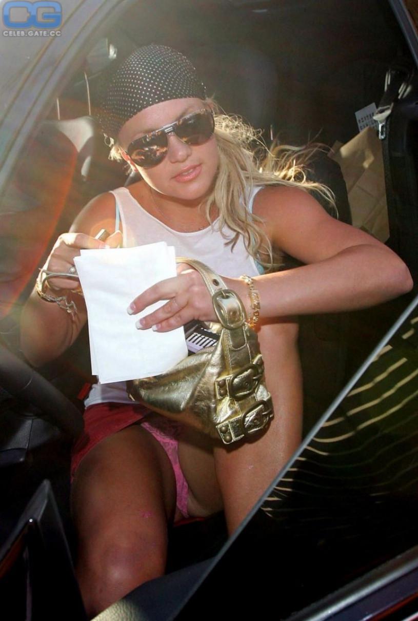 Spears fotze britney Britney Spears