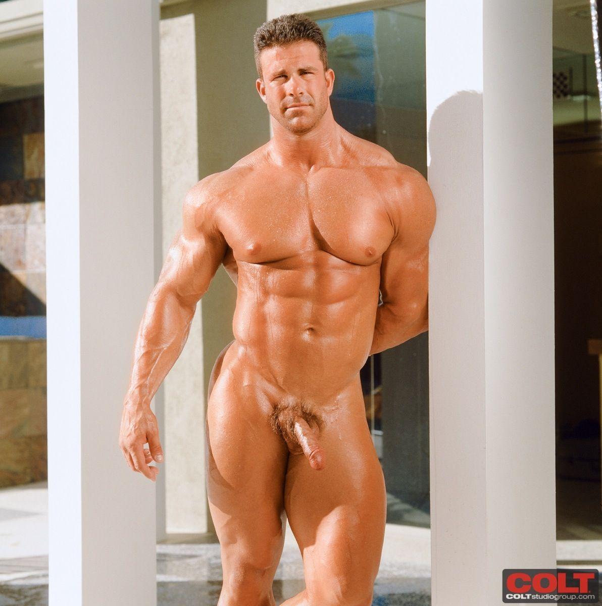 Nude muscle men Muscle Cock